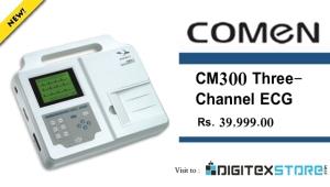 Comen ECG Three Channel Prodouct