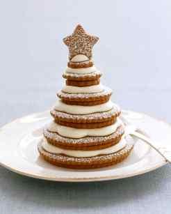 Gingerbread Cookie Trees