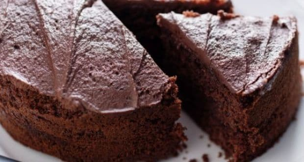 Ragi Dark Chocolate Cake