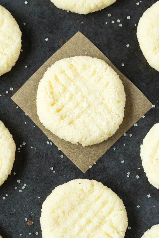 3 Ingredient Paleo Vegan No Bake Coconut Cookies